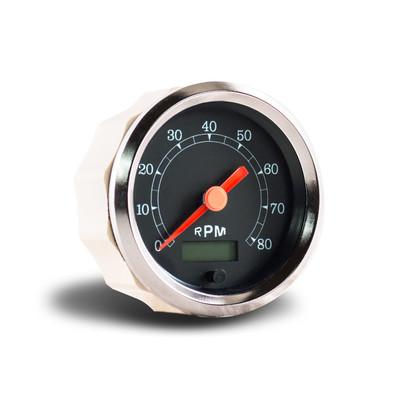 custom tachometer led ls setup