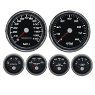 78-88 GRAND PRIX   PERFORMANCE PROG SPEEDO BLK