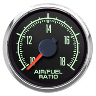 wideband programmable fuel gauge with select able inputs