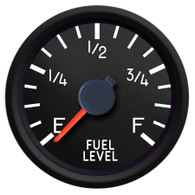AVIATOR  FUEL LEVEL GAUGE PROGRAMMABLE