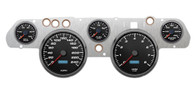 complete build yourself custom 67 68 mustang aftermarket gauges kits