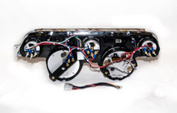 67 68 mustang gauges dash aftermarket assembled wired kit package