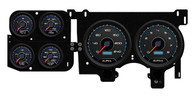led truck gauges 73 87 gm truck kph