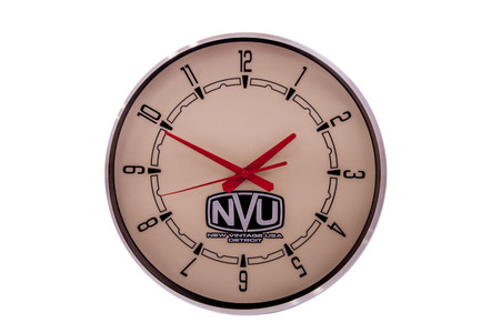 PROMO WALL CLOCK-WOODWARD BGE