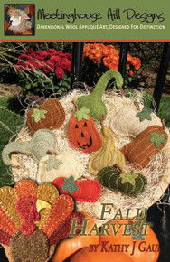 Fall Harvest with our new cover design!