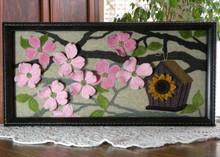 Mom's Dogwood in Bloom - Pattern