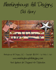 Old Glory - Pattern