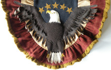 Celebrate America! by Kathy J. Gaul of Meetinghouse Hill Designs.