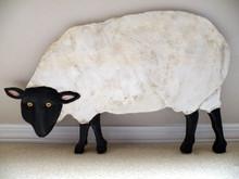 Weather Vane Sheep