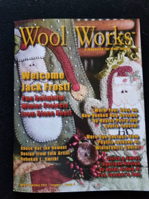 """Wool Works"" Magazine Winter 2017"