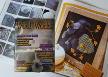 """Wool Works"" Magazine Fall 2018"