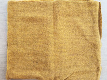 """1/2 yard FELTED wool - measures approximately 52"""" x 16"""".  Washed as a measured full yard, then cut."""