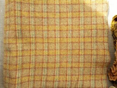 "Felted wool - 1 yard  Piece measures approximately 52"" x 32"" (shrinkage due to washing/felting)."
