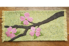 Mom's Dogwood Mat - Kit