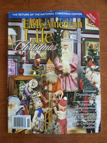 Early American Life magazine Christmas 2021 cover
