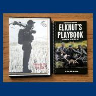 ElkNut's Playbook, The Essential guide to Elk Hunting. - pkg 2