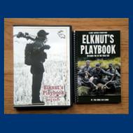 ElkNut Playbook (hardcopy) with Audiobook 1 The ultimate guide to hunting Elk - pkg 4