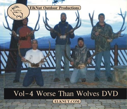 New Cover Art Vol 4 Worse Than Wolves Front