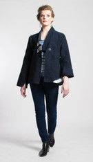 Matelisse Jacket: Hip Length