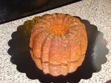 7 inch Bundt Rum Cake