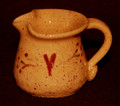Miniature Cream Pitcher