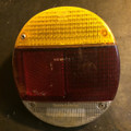 LEFT TAIL LIGHT LENS [USED]