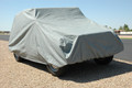 CAR COVER GREY LIGHTWEIGHT