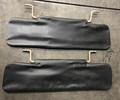 SUN VISOR SET OF TWO [USED] POOR CONDITION