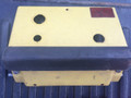 FLAP, RIGHT  INSTRUMENT  DASH PANEL YELLOW USED