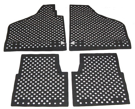Swiss Cheese Floor Mats Thick Thing Parts