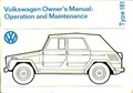 OWNERS MANUAL ALL USA MODELS