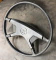 STEERING  WHEEL, GOOD CONDITION FITS  1973 and Early 1974 LARGE HUB