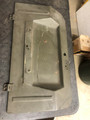 ENGINE COVER  #1 MILITARY LONG RIB OLIVE GREEN