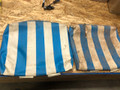 ACAPULCO REAR SEAT BACK COVERS ONLY USED