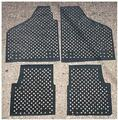 RUBBER FLOOR MATS WITH HOLES + FREE GLOVE MAT