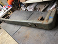 VW THING REAR BUMPER #1 MILITARY OR EARLY OVAL EXHAUST HOLES