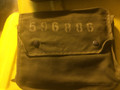 MILITARY TYPE 181 MAP BAG