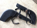 SET TOP FRAME COVERS WITH STRAPS  OEM VW USED