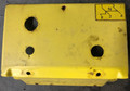 FLAP RIGHT SIDE INSTRUMENT DASH PANEL #1 YELLOW