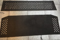 LUGGAGE AREA PROTECTIVE MAT SET WITH SWISS CHEESE HOLES