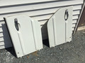 DOORS KIT SET OF TWO WITH MIRROR MOUNTS 73 or OTHER