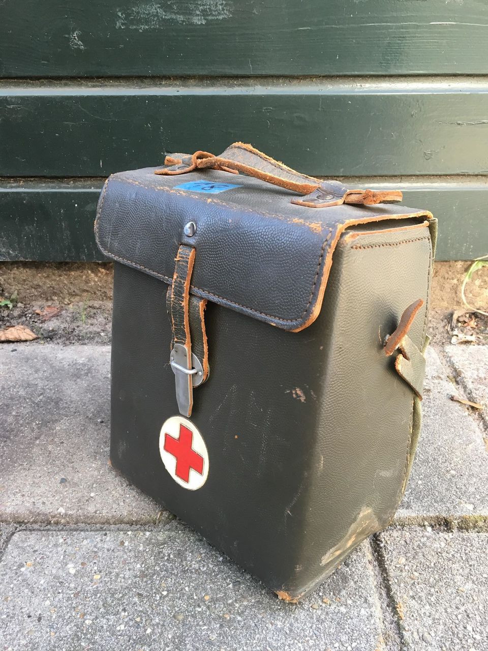 MILITARY FIRST AID KIT BAG AMBULANCE 181