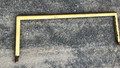 UPPER WINDSHIELD FRAME GOOD CONDITION YELLOW