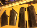 HEATER PROTECTION PLATE SET USED