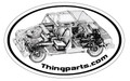 THINGPARTS STICKER