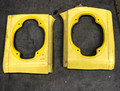 TAIL LIGHT REPAIR SECTION PAIR USED