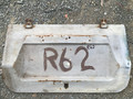 ENGINE COVER R62 GRAY