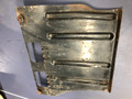 FOOTREST METAL PLATE RIGHT SIDE