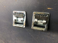 TOP FRAME COVER BUCKLE SET OF TWO NOS