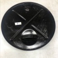 RESERVE FUEL TANK #1 SPARE GAS CAN EXCELLENT CONDITION 15""